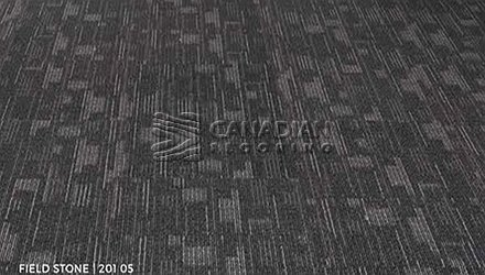 Carpet Tile Flooring  Inglewood 201 Series<br>Color: Field Stone