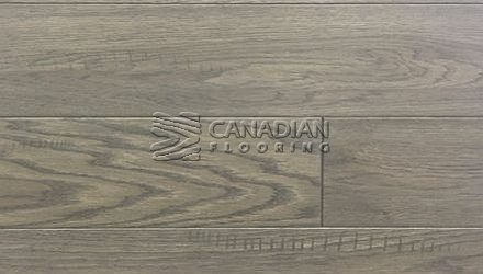 "Engineered White Oak <br>Canfloor, Hand-Scraped<br>6-1/3"" x 3/4""<br>Color:  Driftwood"