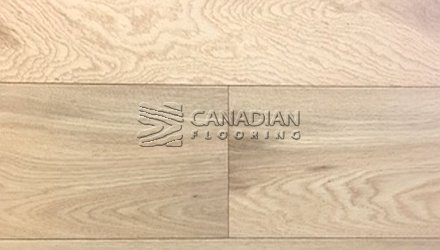 "Engineered White Oak <br>Grandeur, 6.5"" x 3/4""<br>Scandinavia Collection<br> Color: Santorini"