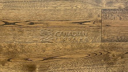 "Engineered White Oak, CANFLOOR, Loft Collection, 7-1/2"" x 3/4""<br> Color: Hazelton"